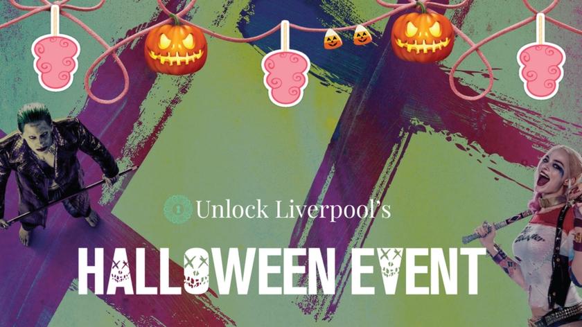 Halloween in Liverpool