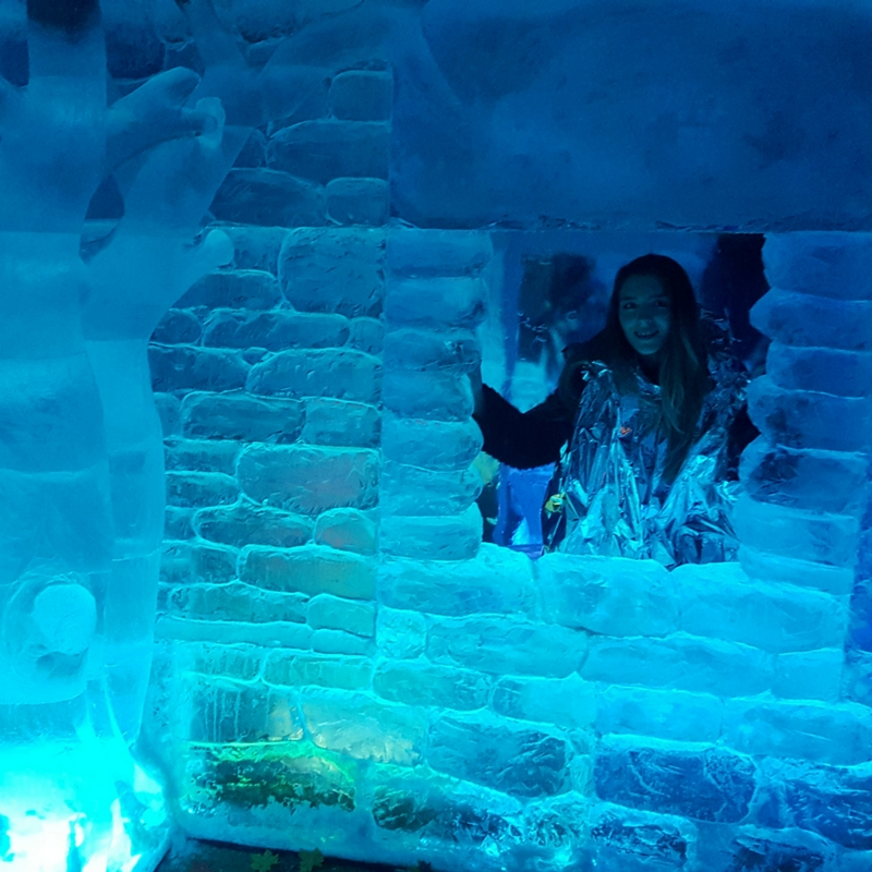 Ice Bar in Liverpool