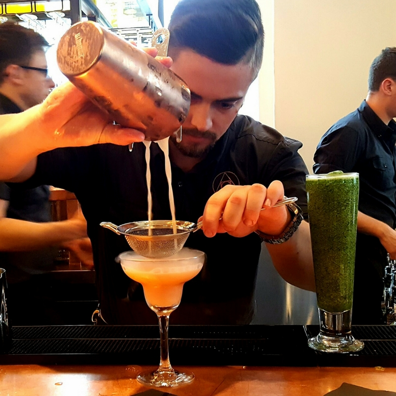 Top 5 Cocktail Bars in Liverpool