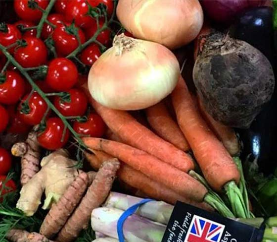 Liverpool Fresh Food Delivery Order To Your Door